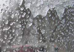 Сильний дощ, мокрий сніг та зниження температури очікуються в Україні - фото