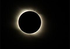Сьогодні відбудеться рідкісного типу сонячне затемнення - фото