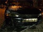 Спалили два автомобіля свободівців, активістів Євромайданів