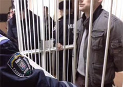 Свободівцю Віталію Благодарному теж присудили 2 місяці арешту - фото