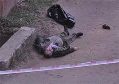 У Києві на скандальному будівництві загинув пенсіонер - фото