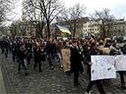 У Львові теж масово мітингують за євроінтеграцію