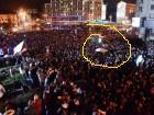 В СБУ заявляють, що їх автомобіль на Євромайдані «прослуховував» вибухові пристрої