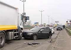 Владислав Ващук потрапив в аварію - фото