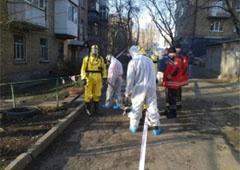 5 кг ртуті знайшли поміж багатоповерхівок у Києві - фото
