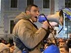 Кличко сходив до міні-мітингу Партії регіонів під Верховною Радою
