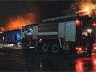 На місці пожежі на ринку «Столичний» знайшли ще тіла загиблих