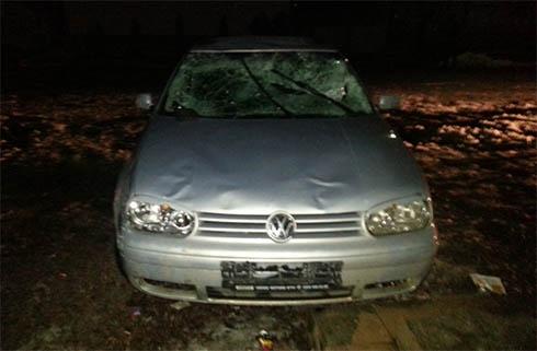 На Закарпатті нетверезий водій збив сімох школярів - фото