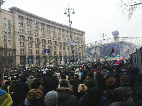 Опозиція закликає людей прийти 15 грудня на «День гідності» - фото