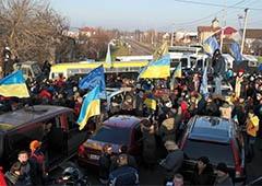 Організатора Автомайдану під Межигір′ям викликають на допит до міліції - фото
