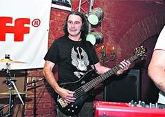 Петро Цимбал, екс-гітарист Green Grey, за наркотики засуджений на 9 років ув′язнення - фото