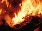 Під Броварами вогонь знищив продуктовий склад площею 5 тис. кв. м
