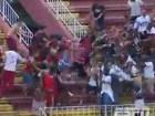 В Бразилії на футбольному стадіоні у сутичках вболівальників загинули 2 людини