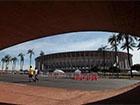 В Бразилії протікає дах найдорожчого стадіону ЧС-2014