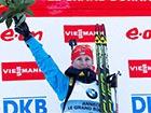 Валя Семеренко стала найкращою спортсменкою грудня