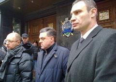 Від генпрокурора вимагають заарештувати Клюєва та Захарченка - фото