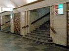 Ввечері перед «зачисткою» барикад були знову закриті станції метро «Хрещатик» та «Майдан Незалежності»