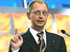 Яценюк вимагатиме кримінальне розслідування сфальшованих, на його думку, довиборів до ВР