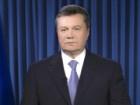 Янукович закликає до діалогу та запевняє, що не вживатиме сили проти мирних зібрань