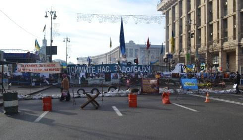 12 січня на Майдані знову відбудеться Народне віче - фото