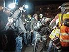 Бійців «Беркуту» змусили зняти маски та й відпустили