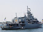 «Гетьман Сагайдачний» допоможе Євросоюзу в боротьбі з піратством у Сомалі