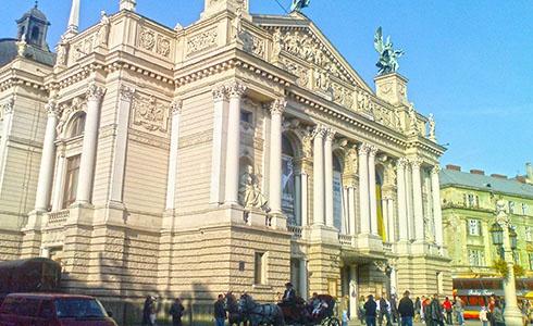 Львів увійшов у десятку міст світу, які варто відвідати в цьому році - фото