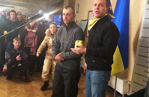 Михайло Гаврилюк розповів, як над ним знущався «Беркут» - фото