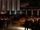 Мітингувальники витурили міліціонерів з Українського дому