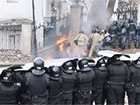МВС: затримано 32 особи під час заворушень на вул. Грушевського
