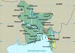 МЗС не рекомендує їхати в Бангладеш - фото
