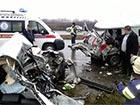 На Донеччині «Лексус» протаранив «швидку допомогу» - загинули двоє, п′ятеро травмовані