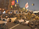 На Євромайдані виник конфлікт із півсотнею провокаторів