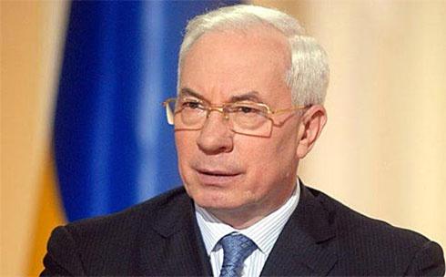 Прем'єр-міністр Микола Азаров подав у відставку - фото