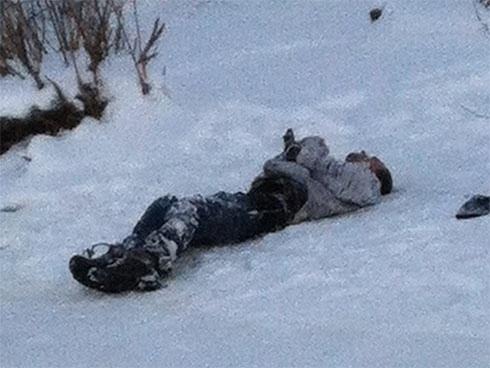 Про труп, знайдений на Оболоні, міліція заявляє, що смерть була ненасильницькою - фото