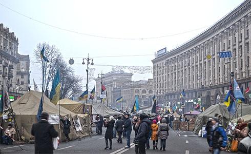 Суд заборонив масові акції в центрі Києва - фото