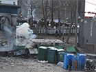 Сутички на Грушевського почали провокатори – заявляють у «Свободі»