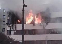У прокуратури є дві версії пожежі на «Хартроні» - фото