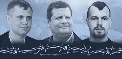 «Васильківських терористів» засуджено до 6 років позбавлення волі - фото