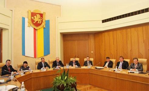 Верховна Рада Криму вимагає заборони ВО «Свобода» - фото