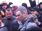 Янукович стурбований подіями на Грушевського - Кличко