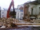 Забудовник зруйнував садибу Михайла Грушевського