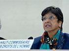 Закони, прийняті 16 січня, не відповідають міжнародним стандартам, їх застосування потрібно призупинити - Верховний комісар ООН з прав людини Наві Піллей