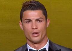 «Золотого м′яча» отримав Роналду - фото