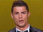 «Золотого м′яча» отримав Роналду