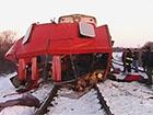 13 людей загинуло внаслідок зіткнення маршрутки та потягу на Сумщині