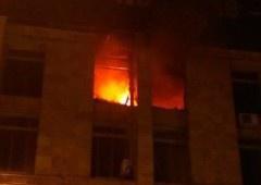 Будинок профспілок ймовірно підпалив підрозділ СБУ «Альфа» - фото