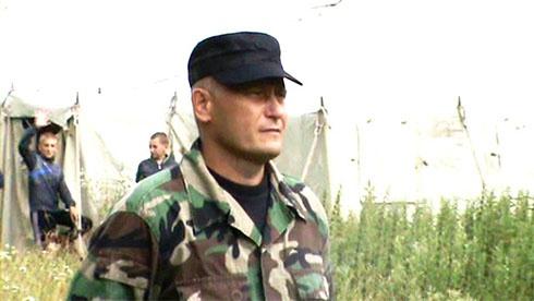 Дмитро Ярош, лідер «Правого сектору», закликає говорити з владою «мовою сили» - фото