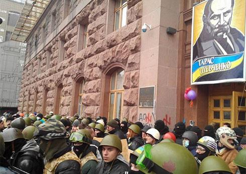 КМДА звільнили, чекають на оприлюднення рішення Генпрокурора - фото