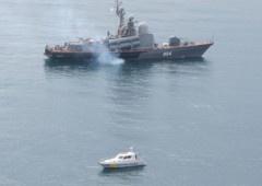 Російські війська окуповують Крим - фото